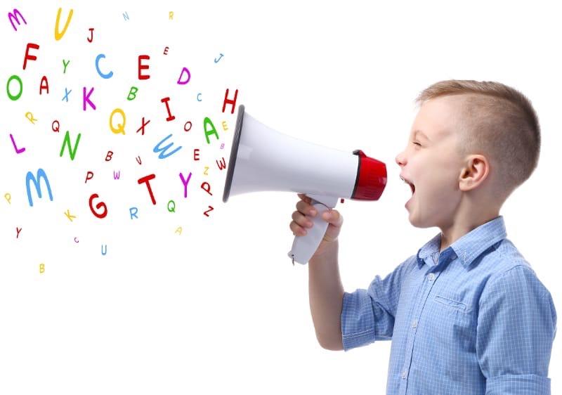 Запуск речи у ребенка